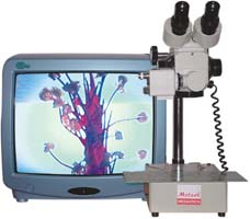 Multipurpose Sterozoom Inspection Microscope System